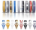 12mm Striping Pin Stripe Steamline DOUBLE LINE Tape Car Body Decal Vinyl Sticker