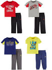 UA Under Armour Baby Boy Clothes Outfit 2pc Set Tee & Pant 12 18 24 Month $35
