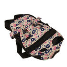 Portable Dog Cat Nylon Pet Puppy Carrier Backpack Front Tote Carrier Net Bag S-L
