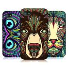 HEAD CASE DESIGNS AZTEC ANIMAL FACES HARD BACK CASE FOR BLACKBERRY Q5