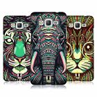 HEAD CASE DESIGNS AZTEC ANIMAL FACES 2 BACK CASE FOR SAMSUNG GALAXY GRAND PRIME