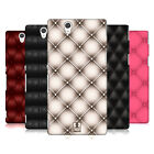 HEAD CASE DESIGNS CUSHIONS HARD BACK CASE FOR SONY XPERIA Z