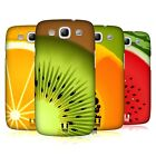HEAD CASE DESIGNS FRUITY HARD BACK CASE FOR SAMSUNG GALAXY S3 III