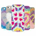 HEAD CASE DESIGNS PSYCHEDELIC LOVE SOFT GEL CASE FOR APPLE iPHONE 5C