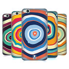 HEAD CASE DESIGNS COLOURFUL TREE RINGS SOFT GEL CASE FOR HTC ONE X9