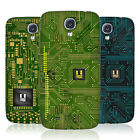HEAD CASE DESIGNS CIRCUIT BOARDS REPLACEMENT BATTERY COVER FOR SAMSUNG GALAXY S4
