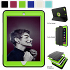 lot Smart Magnetic Shockproof Heavy Duty Case Cover for Apple iPad Mini&Air&Pro