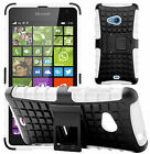 G-Shield® Shockproof Heavy Duty Armour Stand Case Cover For Microsoft Lumia 535