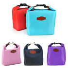 Korean Thermal Cooler Lunch Box Portable Tote Storage Container Picnic Food Bag