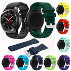 New Sports Silicone Replacement Bracelet Strap Band For Samsung Gear S3 Frontier