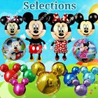 Mickey Mouse ICONS PARTY SUPPLIES Foil Balloons Selections Shower Birthday lot