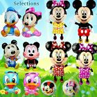 HUGE Mickey Minnie Mouse Foil Balloons Selections A Birthday Party Supplies lot