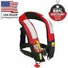A/M-33 Automatic  Manual Inflatable Life Jacket Lifevest PFD Premium Quality