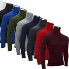 Kyпить Fashion Men Turtle Neck Casual Sport Slim Fit Long Sleeve Tops T-Shirts Pullover на еВаy.соm