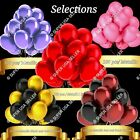 SELECTIONS LATEX BALLOONS SETS C Wedding Shower Valentines Birthday Party Supply