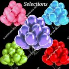 SELECTIONS LATEX BALLOONS SETS D Wedding Shower Valentines Birthday Party Supply