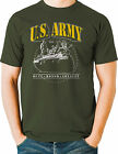 U S ARMY T-Shirt Military Infantry Tank Mens Small to 6XL and Tall Free Shipping