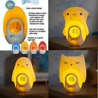 The Gro Company Nursery Room Thermometer/Nightlight + Gro-egg Shells (3 designs)