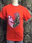 Doe Camo Pink & Buck Camo Green Big Rack Heart Love Deer T-Shirt Orange Hunting