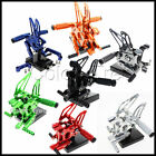 For Ducati 1199 Panigale 2012-2014 CNC Adjustable Footpegs Rearset Rear set