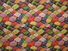 """Mini Prints"" Wool 100% Cotton Fabric Multi Use Curtain Blinds Quilting Craft"