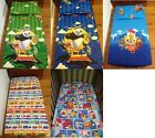 New LegoThe Movie, Kungfu Panda Boys cot fitted sheet + pillowcase