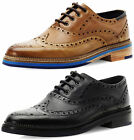 Goodwin Smith Hapton Oxford Mens Lace Up Brogue Shoes ALL SIZES AND COLOURS