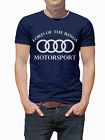 T SHIRT AUDI -LORD OF THE RINGS- Tuning Quattro Avant RS A4 A6 Auto A8 A3 Q5 Q7