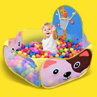 Portable Kids Child Ball Pit Pool Play Tent For Baby Indoor Outdoor Game Toy Hot