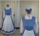 Cosplay costume Beauty and the beast anime maid outfit maid