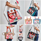 HOT Womens Designer Handbag PU Leather Shoulder Messenger Tote Purse Ladies Bag
