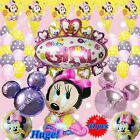 SELECTIONS BABY GIRL BOY SHOWER Foil Balloons Decor Birthday Party Supply lot MA