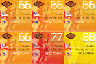 ROTOSOUND BASS GUITAR STRINGS various gauges 4 5 string true tru long scale