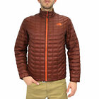 The North Face Thermoball Jacke Winterjacke Outdoor Herren Rot Größe L