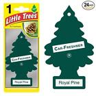 pine air freshener - Little Trees Royal Pine Scents Air Freshener Home/Car Scent 24-48-96-144pc