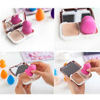 Hot Summer Makeup Tool Powder Puff Silicone Blender Blending Flawless Foundation
