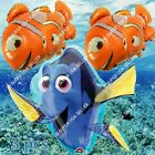 SEA CREATURES BALLOONS DOLPHINS DORY NEMO DECOR SHOWER BIRTHDAY PARTY SUPPLIES A