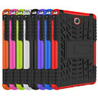 Rugged Stand Rubber Shockproof Hybrid Case Cover For Samsung Galaxy Tab A 8.0