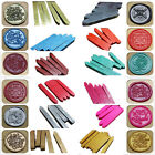 NEW 23 colors Vintage Retro Sealing Wax Seal Dedicated Beeswax  for Stamps 8X6