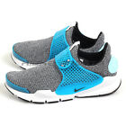 Nike Wmns Sock Dart SE Black/Blue Lagoon-White Classic Running Shoes 862412-002