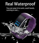 DF30 Band Wristband Waterproof Blood Pressure Oxygen Monitor Heart Rate Bracelet