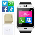 bluetooth watches for android phones - DZ09 Bluetooth Smart Watch Phone + Camera SIM Card For Android IOS Phones