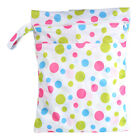 Waterproof Zip Wet Dry Bag for Baby Infant Adult Cloth Diaper Nappy Swim Pouch A