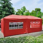 2Pcs Sidewalls w/ Window For Folding Pop Up Canopy Party Tent Oxford Kits US New