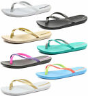 Ipanema Brasil Mix Womens Summer / Beach Flip Flops ALL SIZES AND COLOURS