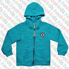 CONVERSE BOYS ZIP UP HOODY - TURQUOISE - BNWTS - ALL SIZES