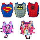 Cartoon Youth Children Kid Polyester Life Jacket Security Boating Swimming Vest