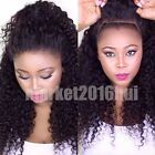 Glueless Full Lace Wigs Body Wave Unprocessed Virgin Hair Hairline Human Hair US