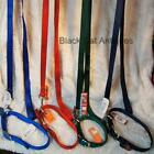GREAT DEAL!!! NYLON DOG LEASH COLLAR COMBINATION SET Many Choices CANADA NEW