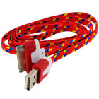 Rope USB Sync Data Charger Cable Long Short for iPhone 4 4S 3GS iPod 4G